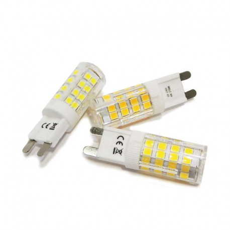 AMPOULE LED G9 CYLINDRIQUE 4W SMD2835